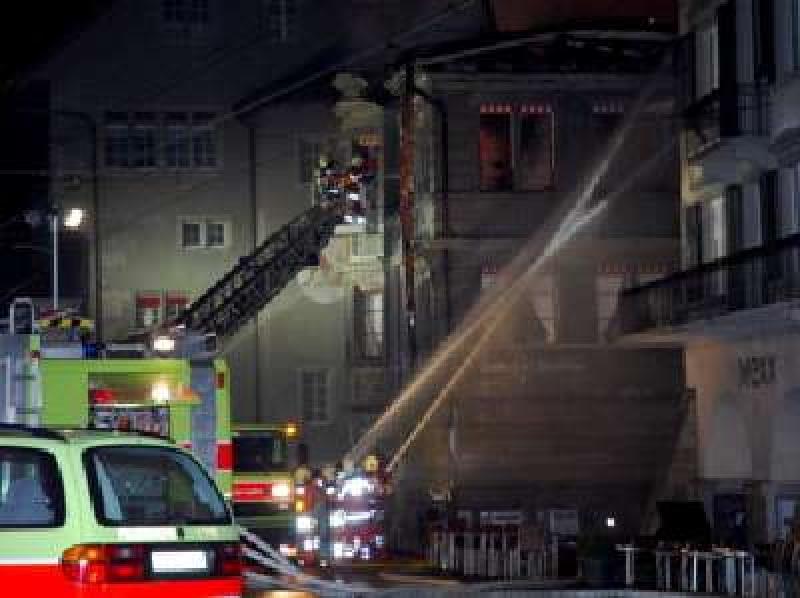 Feuerwehrmann Gestorben