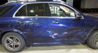 Inwil LU - Crash zwischen drei Autos auf der Autobahn A14