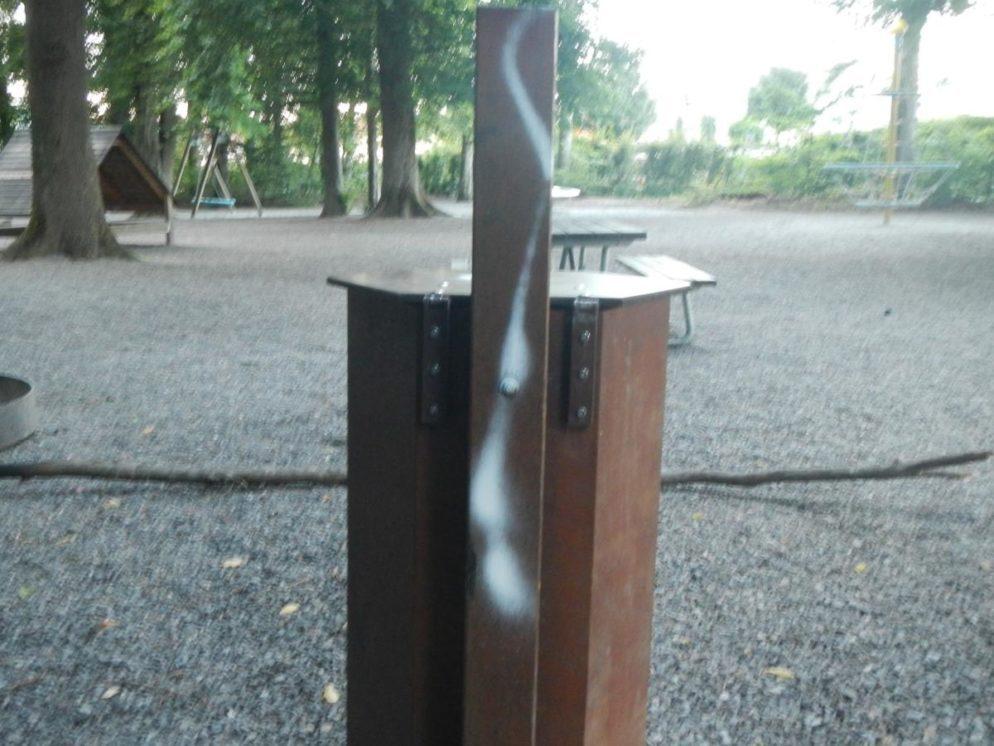 Sprayer in Frauenfeld TG erwischt