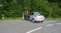 Selbstunfall in Wienacht-Tobel AR