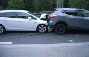 Unfall in Göschenen
