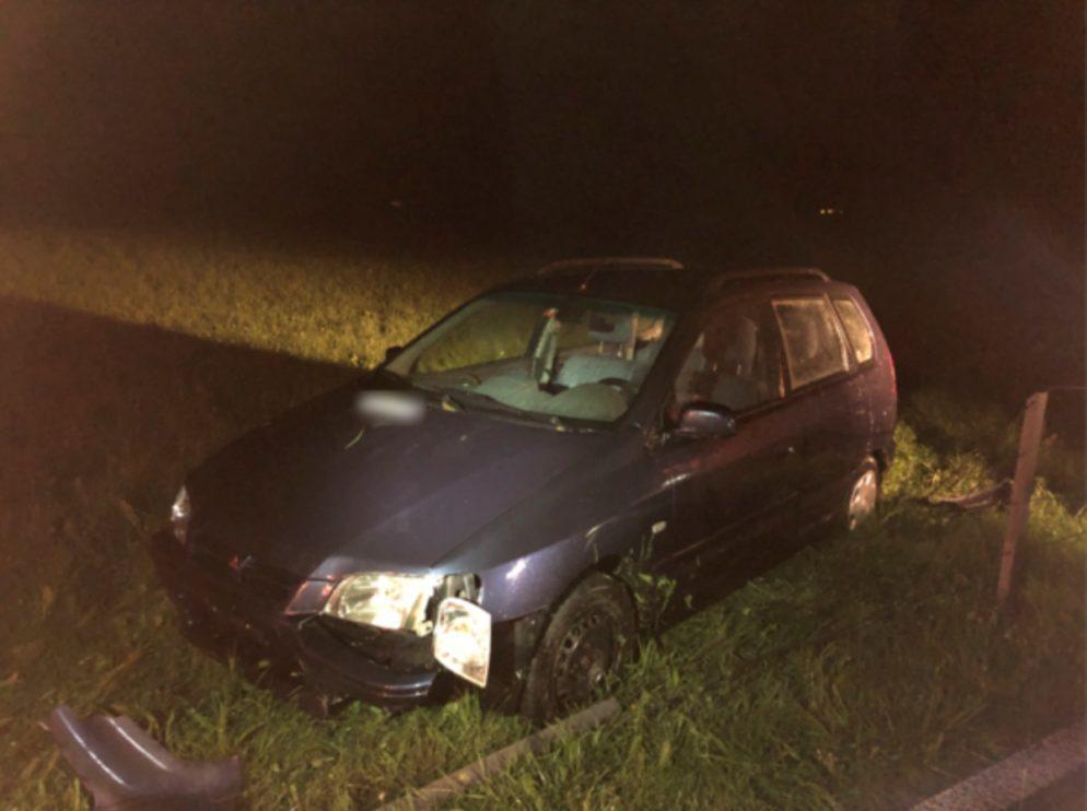 In Altdorf verliert ein 19-Jähriger die Herrschaft über sein Auto