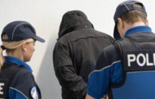 Niederteufen AR - Zwei Einbrecher ertappt und verhaftet