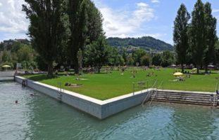 Bern - Leblose Frau aus Aare geborgen