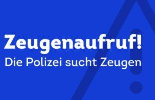 Schlossrued AG - Ein Verletzter bei Überholmanöver mit Unfallflucht