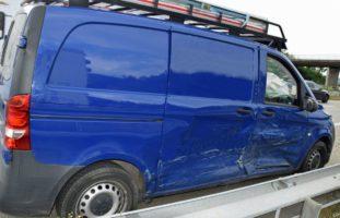 Buchrain LU - Blaufahrer haut nach Unfall ab