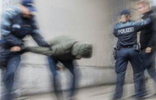 St.Gallen - Polizisten zum Kampf aufgefordert