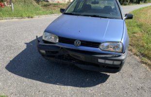 Unfall AAR Auto