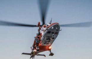 Haslen AI - Fahrradlenker nach Sturz ins Spital geflogen