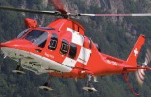 15-Jährige stürzt in Giswil aus fahrenden Wohnmobil