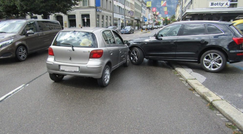 Verkehrsunfall Glarus
