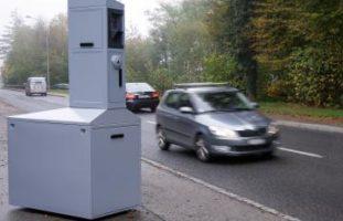 Autofahrer mit 140 km/h in Sâles geblitzt