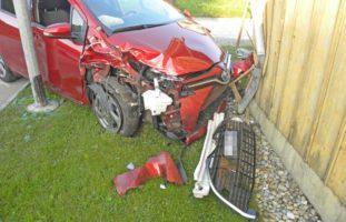 Unfall in Mattwil TG fordert zwei Verletzte