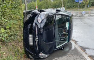 Unfall Kreuzlingen Thurgau