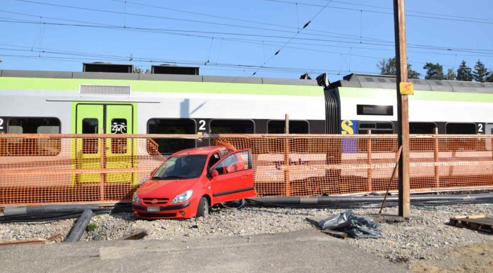 Unfall Biberist Solothurn