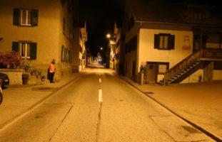 Verkehrsunfall Graubünden Fahrrad