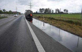Verkehr Autobahn A1