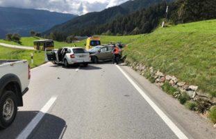 Unfall Graubünden verletzt