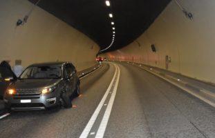 Unfall Trin Tunnel