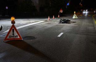 Motorradfahrer (17) nach Unfall in Liestal tot