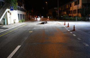 Unfall Liestal Basel