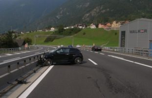 Verkehrsunfall Amsteg Uri