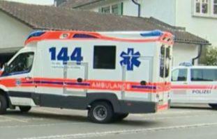 Radrennfahrer in Andermatt verunfallt