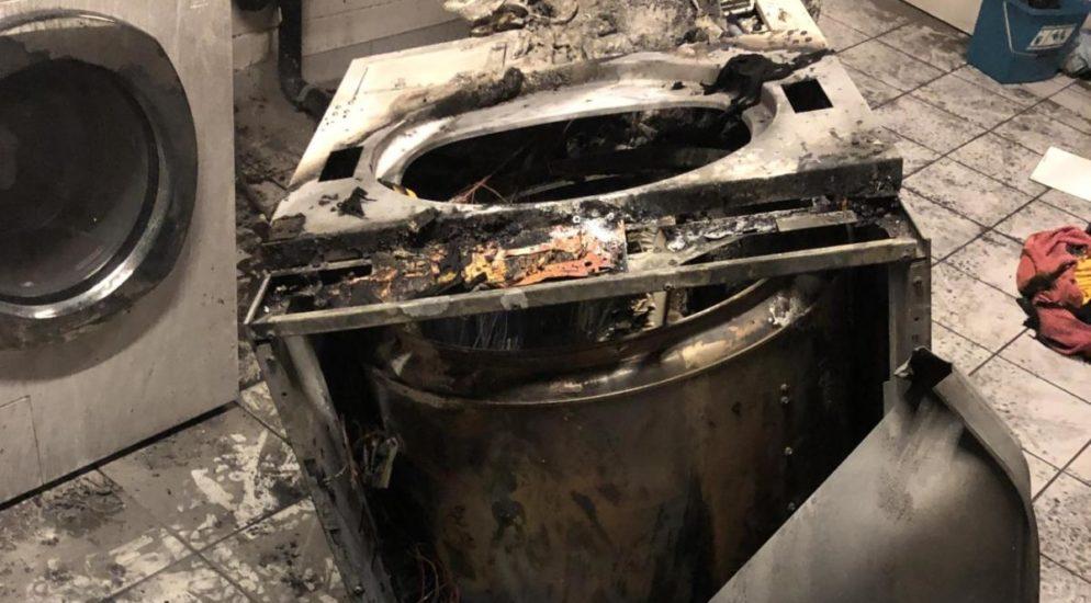 Brand in Arlesheim BL erfordert Feuerwehreinsatz