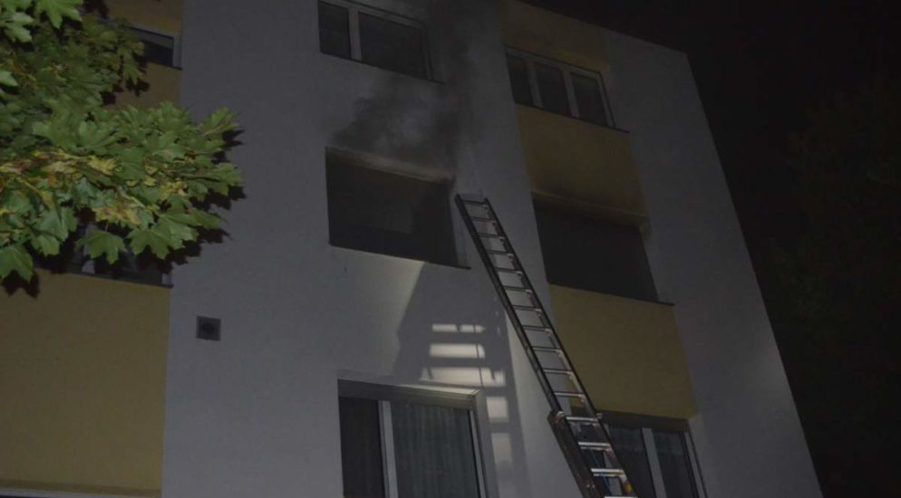 Brand in Grenchen SO: Frau im Spital verstorben
