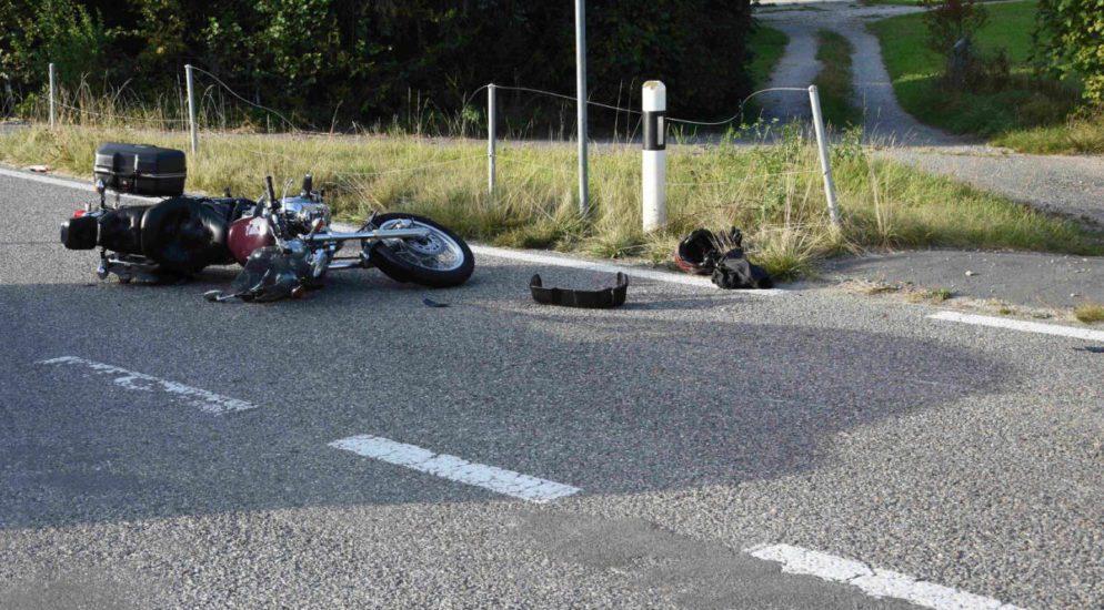 Ebnat-Kappel SG - 81-jähriger Lenker bei Unfall verletzt