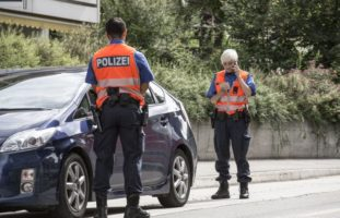 Mehrere Anzeigen bei Verkehrskontrollen in Solothurn SO