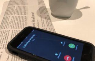 Schaffhausen: Achtung vor Schockbetrugsanrufen