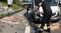 Kanton Zug: Unfall auf der A4
