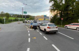 Unfall Autobahn Zug