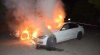 Auslöser für Autobrände nun bekannt