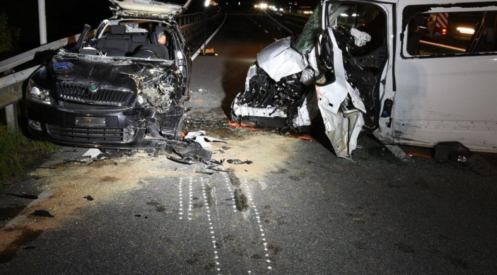 Horror-Unfall in Lanquart fordert acht verletzte Personen