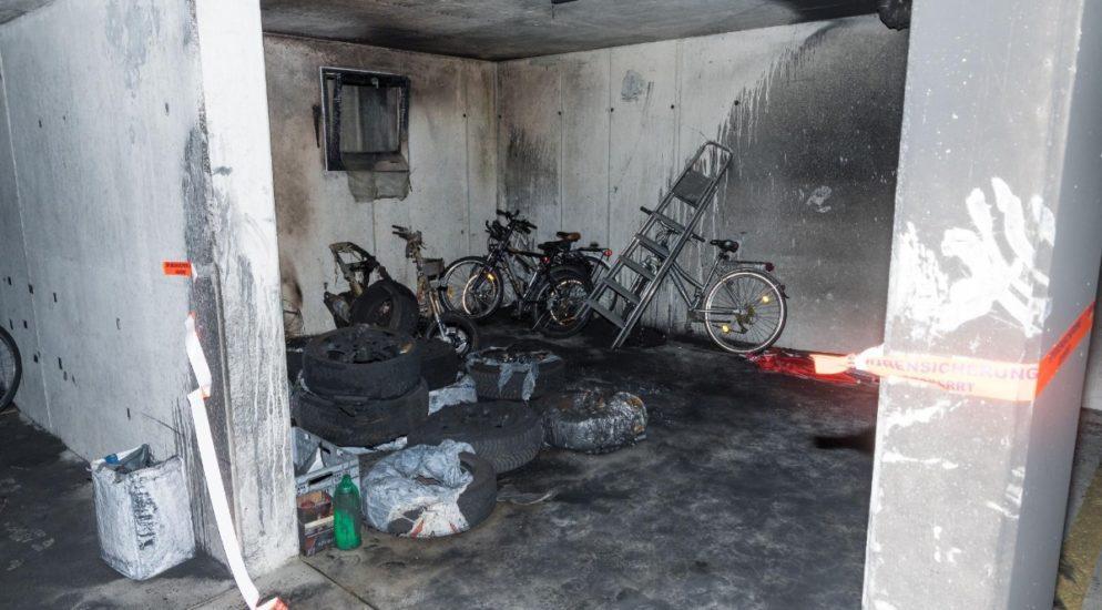 Oberwil BL - 18-Jähriger Brandstifter ermittelt