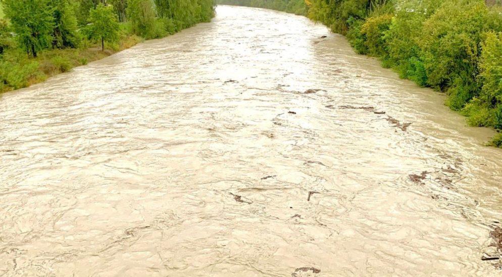 Wallis: Wetterwarnung aufgehoben