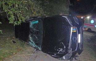 Bei Unfall in Bussnang mit Auto überschlagen