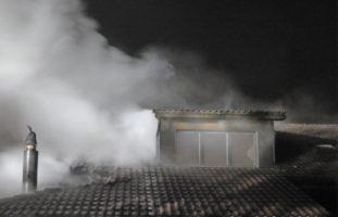 Brand in Einfamilienhaus in Islikon
