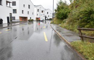Fussgängerin nach Verkehrsunfall mit Personenwagen in Flims Waldhaus verletzt