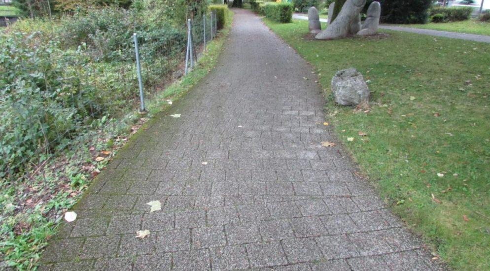 Fahrradfahrer in Glarus verunfallt