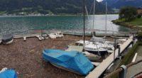 Urnersee: Entfernung von Treibholz nach Unwetter