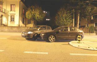 St.Gallen: Unfall auf der Zürcher Strasse