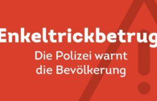 Vorsicht vor Trickbetrügern in Zürich
