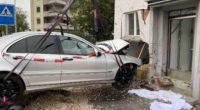 Autofahrer in Derendingen nach Horror-Unfall verstorben