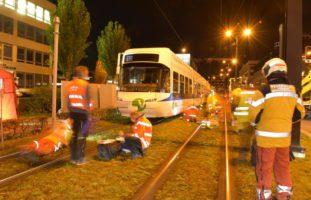 Frau stirbt bei Tram-Unfall in Dübendorf ZH