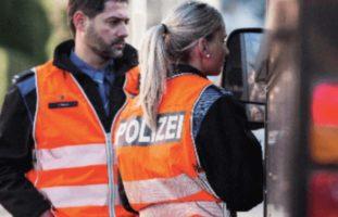 Rund siebzig Ordnungsbussen in Basel ausgestellt