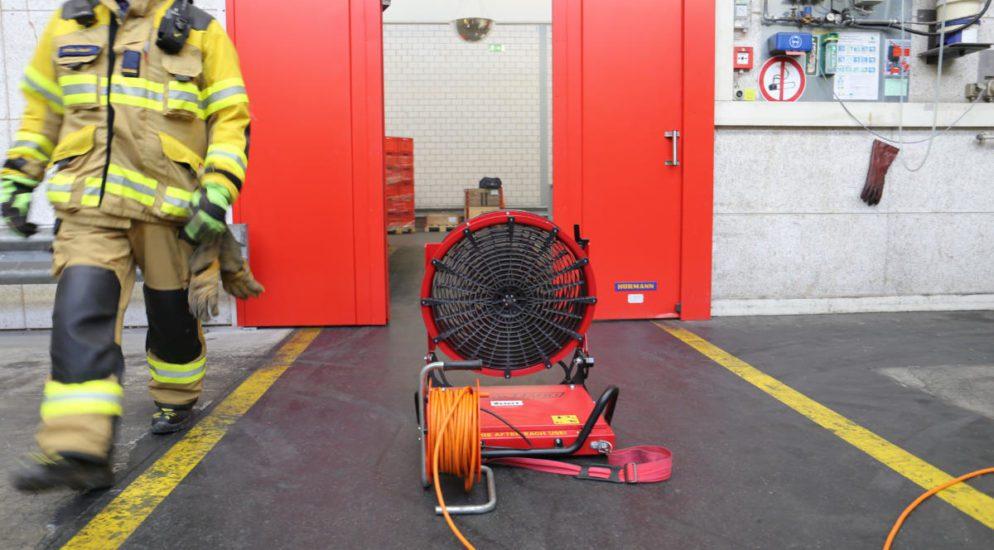 Zwei Feuerwehreinsätze im Kanton Zug
