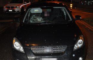Fussgänger bei Verkehrsunfall in Solothurn verletzt